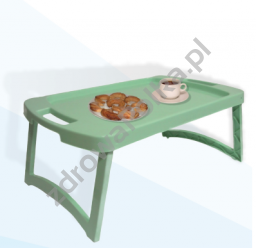Stolik I Taca W Jednym Posiłki W łóżku