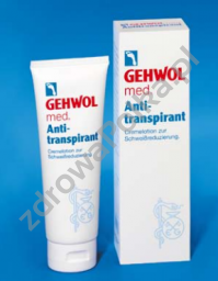 Lotion Antyperspiracyjny do stóp 125ml Gehwol med